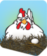 Играть ChickenShuffle Junior